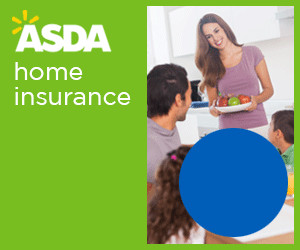 ASDA Home Insurance Ad